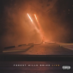 J. Cole - Forest Hills Drive: Live from Fayetteville, NC CD - CDCOL7591