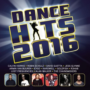 Dance Hits 2016 CD - CDBSP3347
