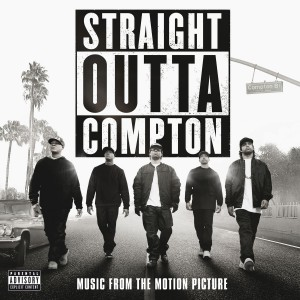Straight Outta Compton (Music from the Motion Picture) CD - 06025 4744705