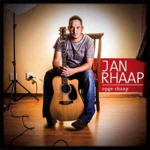 Jan Rhaap - Opge-Rhaap CD - VONK355