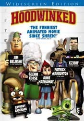 Hoodwinked! DVD - 10201513