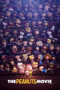 The Peanuts Movie DVD - 58882 DVDF