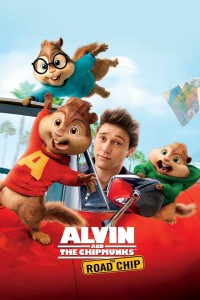 Alvin and the Chipmunks: The Road Chip Blu-Ray - BDF 58129