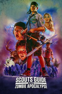 Scouts Guide to the Zombie Apocalypse DVD - EL139000 DVDP