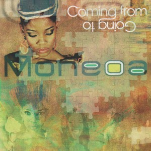 Moneoa - Coming From Going To CD - CDBULA 291