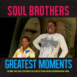 Soul Brothers - Greatest Moments Of CD - CDGBS 022