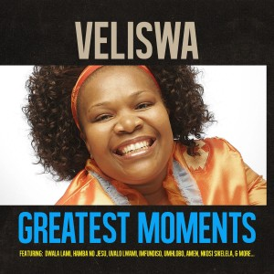 Veliswa - Greatest Moments Of CD - CDGBS 026