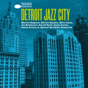 Detroit Jazz City CD - 06025 4757399