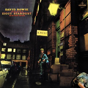David Bowie - The Rise and Fall of Ziggy Stardust and the Spiders From Mars VINYL - 2564628737