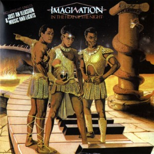 Imagination - In The Heat Of The Night CD - CDRPM 7142