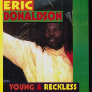 Eric Donaldson - Young & Reckless CD - CDSER4115