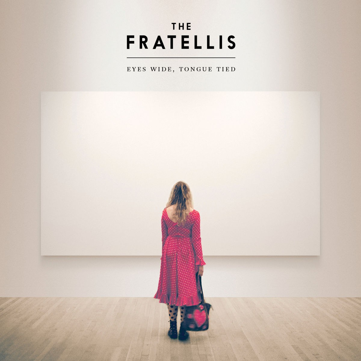 The Fratellis - Eyes Wide, Tongue Tied CD - COOKCD 628X