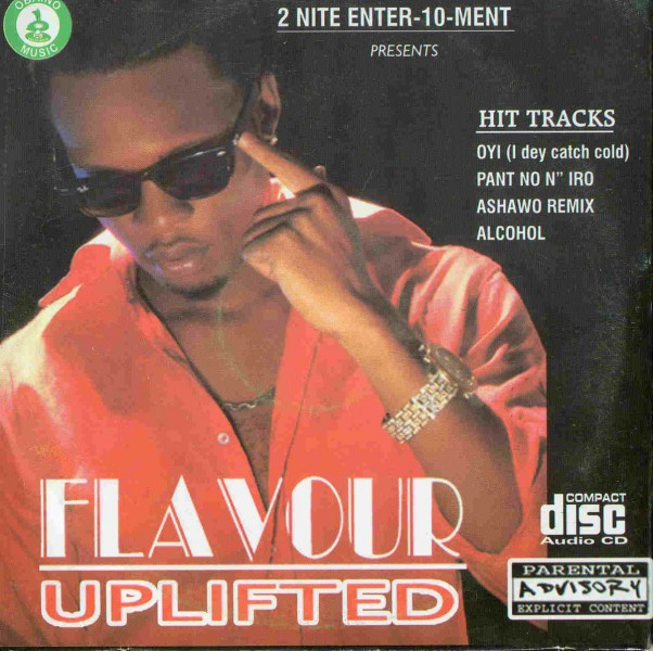 Flavour - Uplifted CD - SCCD258