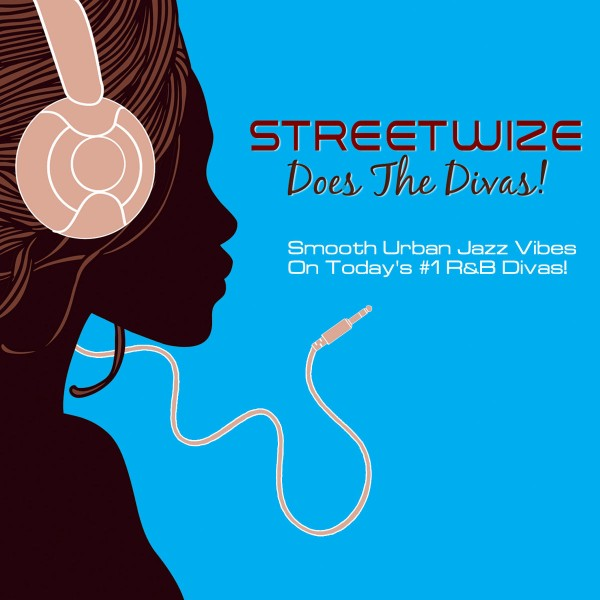 Streetwize -  Does The Divas!  CD - SHAN 5426