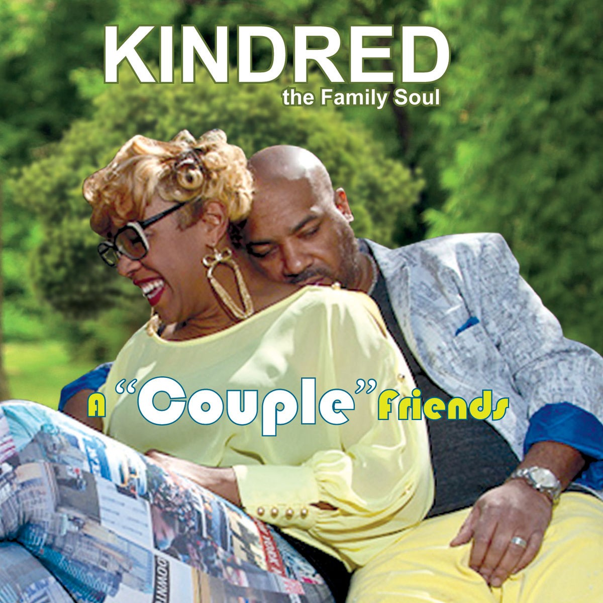 Kindred The Family Soul - A Couple Friends CD - SHAN 5821