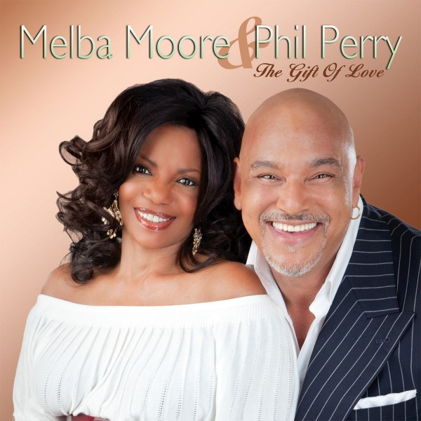 Melba Moore & Phil Perry - The Gift of Love CD - SLCD 336