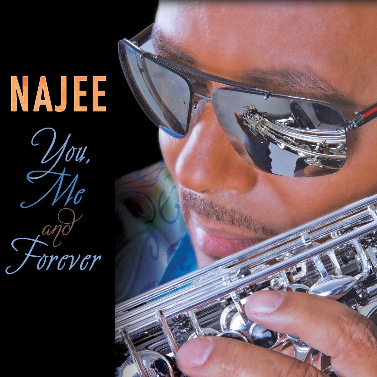 Najee - You, Me and Forever CD - SLCD 353