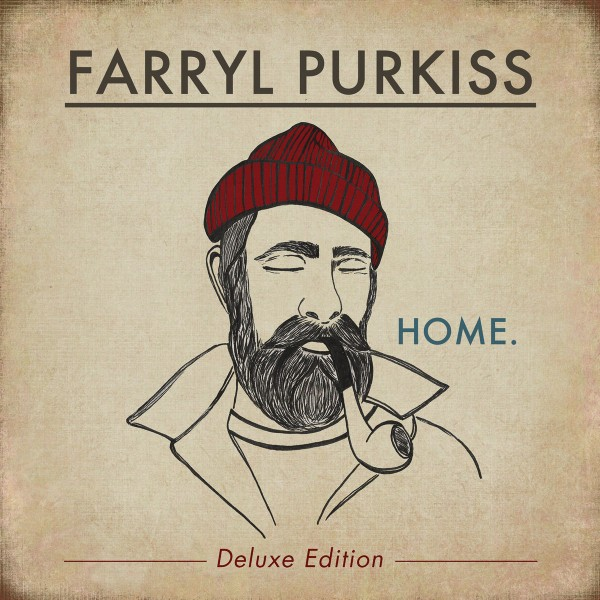 Farryl Purkiss - Home (Deluxe Edition) CD - SLCD 370