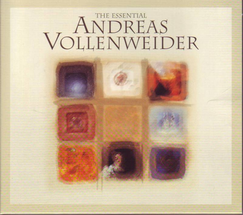 Andreas Vollenweider - Essential CD - SLCD 394