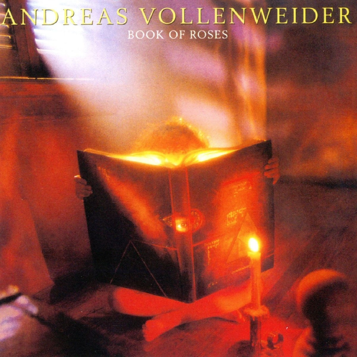 Andreas Vollenweider - Book Of Roses CD - SLCD 396