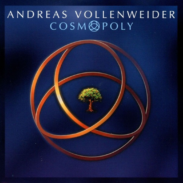 Andreas Vollenweider - Cosmopoly CD - SLCD 398