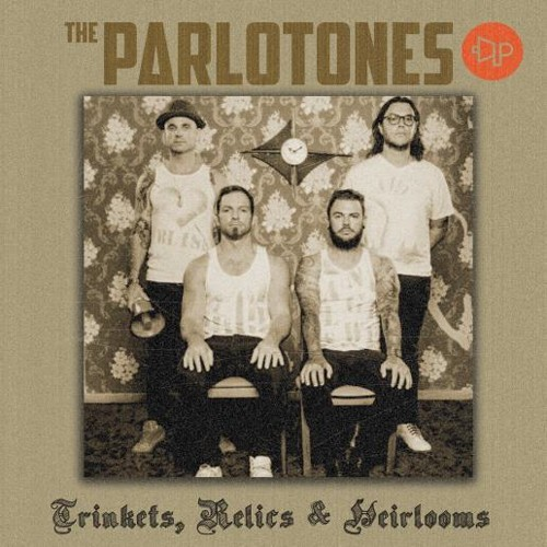 The Parlotones - Trinkets, Relics & Heirlooms CD - SLCD 405
