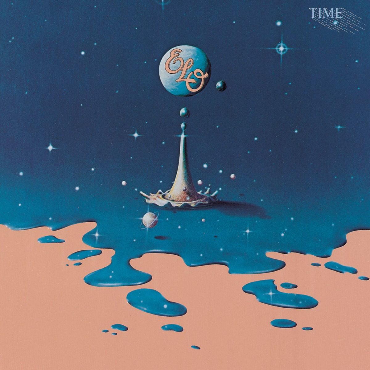 Electric Light Orchestra - Time VINYL - 88985312331