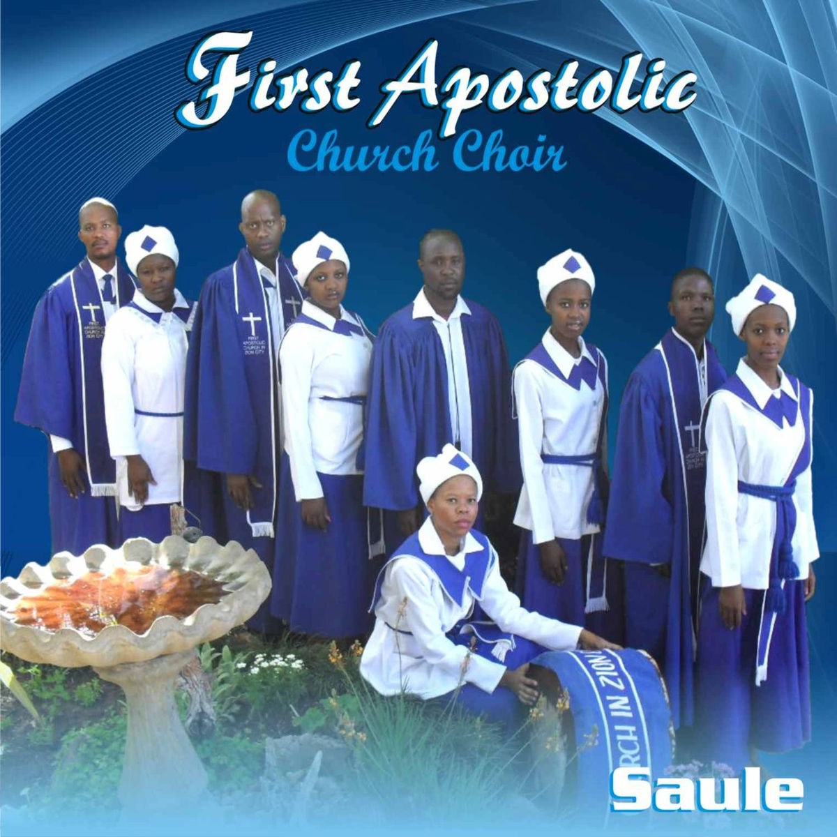 First Apostolic Church Choir - Saule CD - CDRSR388