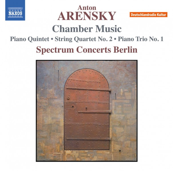 Spectrum Concerts Berlin - Arensky: Chamber Music CD - 8573317