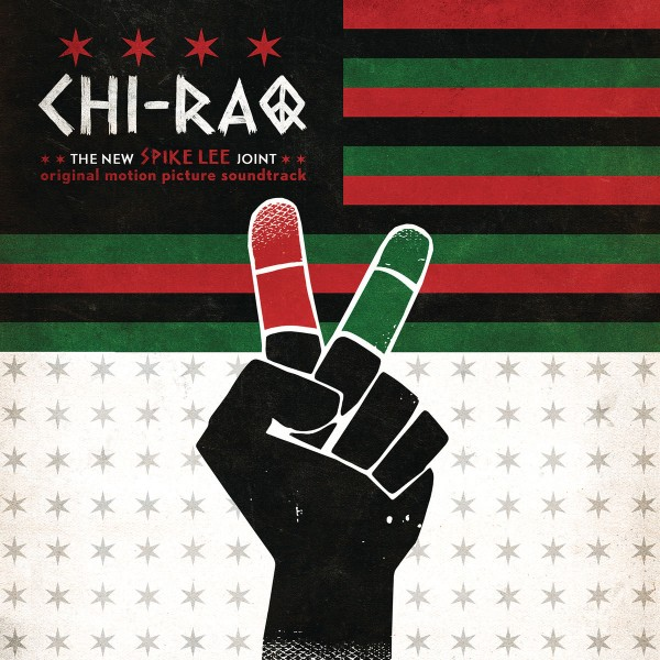 Chi-Raq (Original Motion Picture Soundtrack) CD - 88875178302