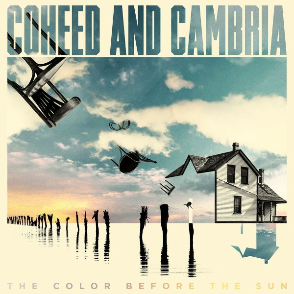 Coheed And Cambria - The Color Before the Sun CD - 8575610057