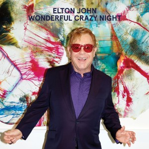Elton John - Wonderful Crazy Night VINYL - 06025 4760378