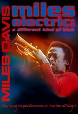 Miles Davis - Miles Electric - A Different Kind of Blue DVD - EREDV263