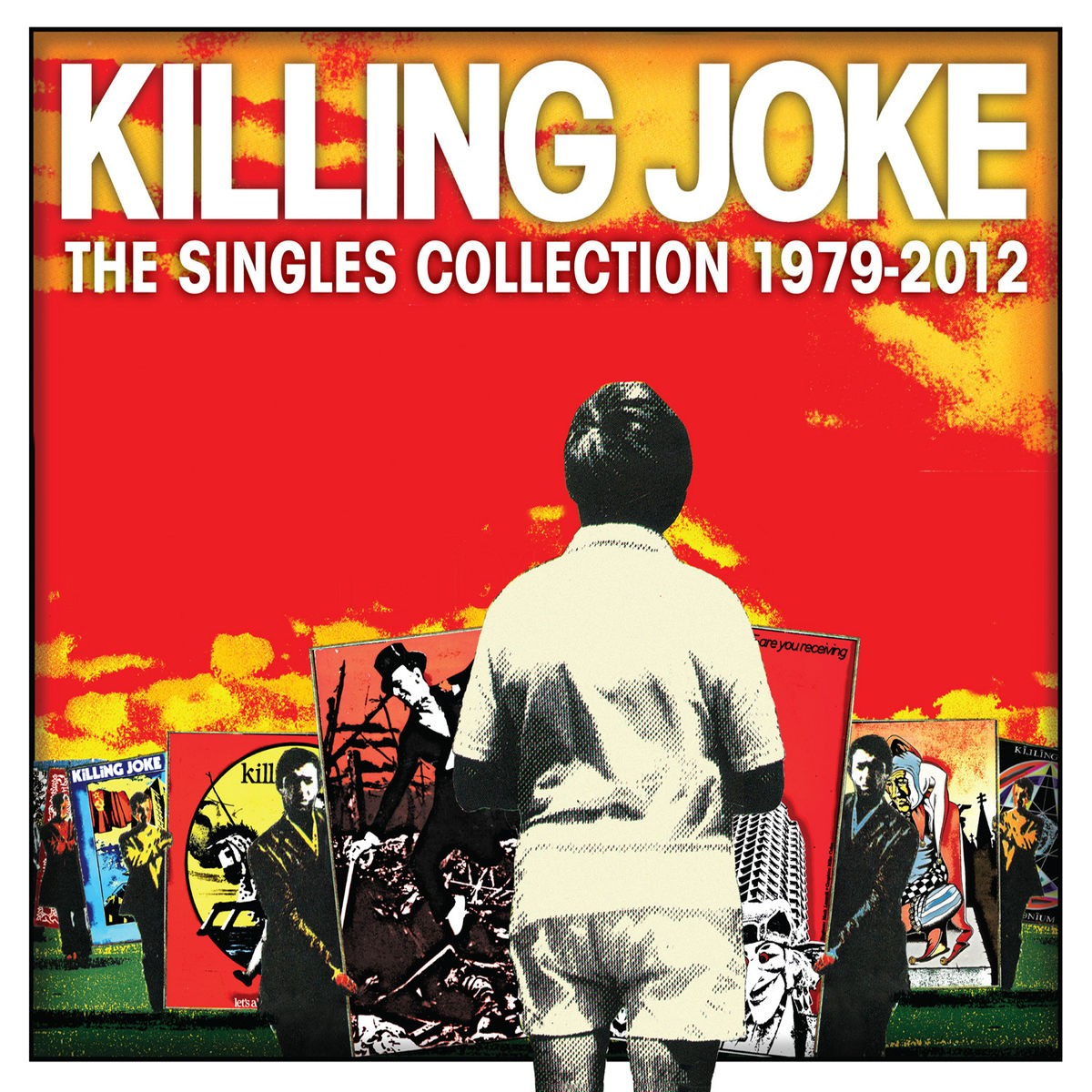 Killing Joke - Singles Collection (1979-2012) CD - 06025 3727494