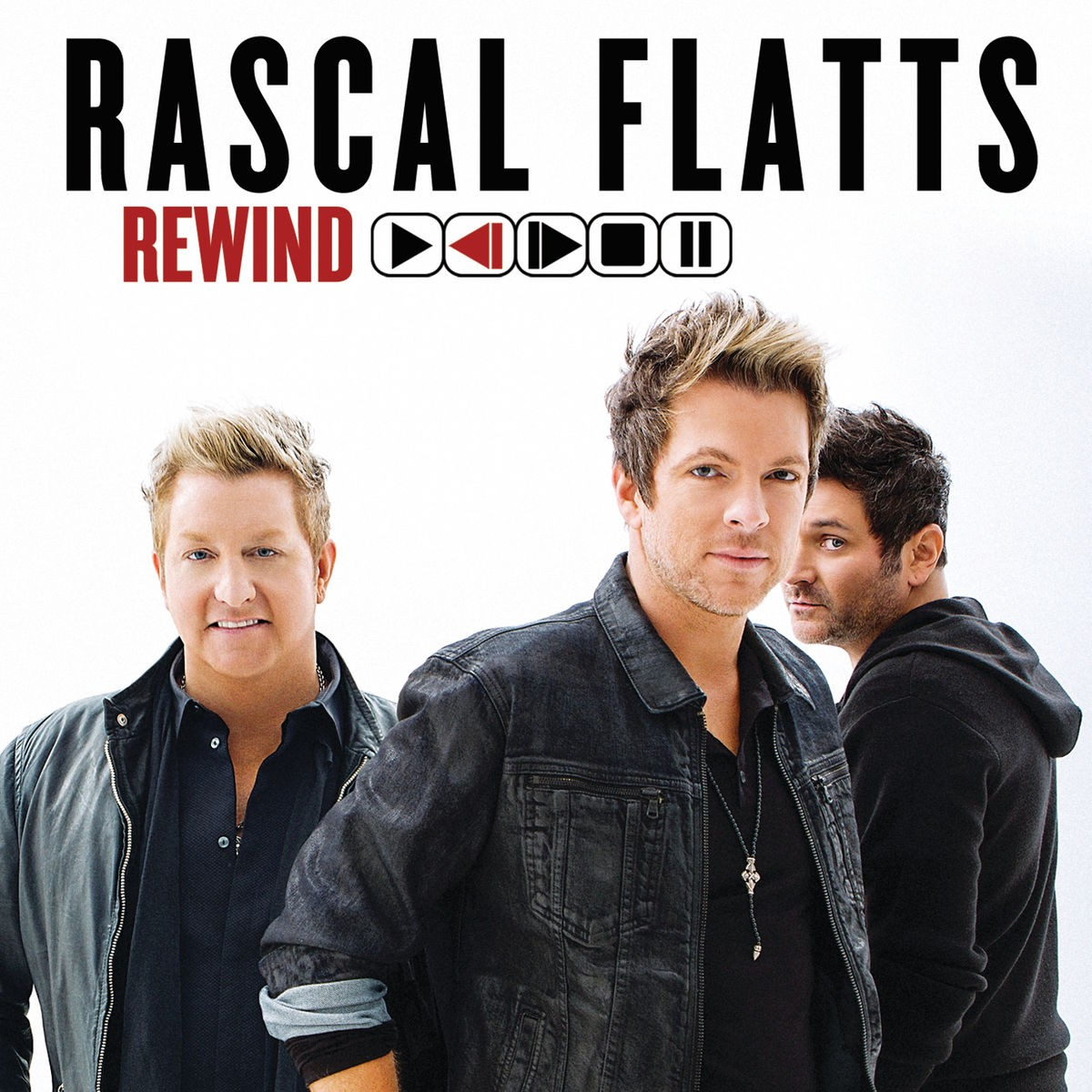 Rascal Flatts - Rewind CD - 06025 3785738