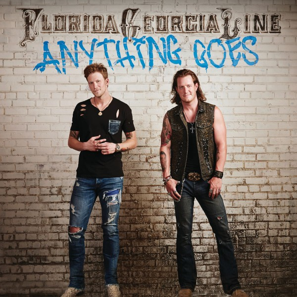Florida Georgia Line - Anything Goes CD - 06025 3798674