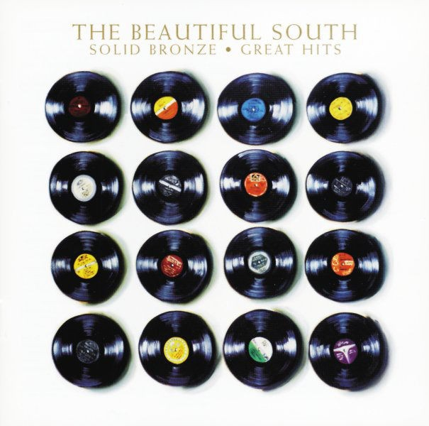 Beautiful South - Solid Bronze - Great Hits (Remastered) CD - 07314 5865712