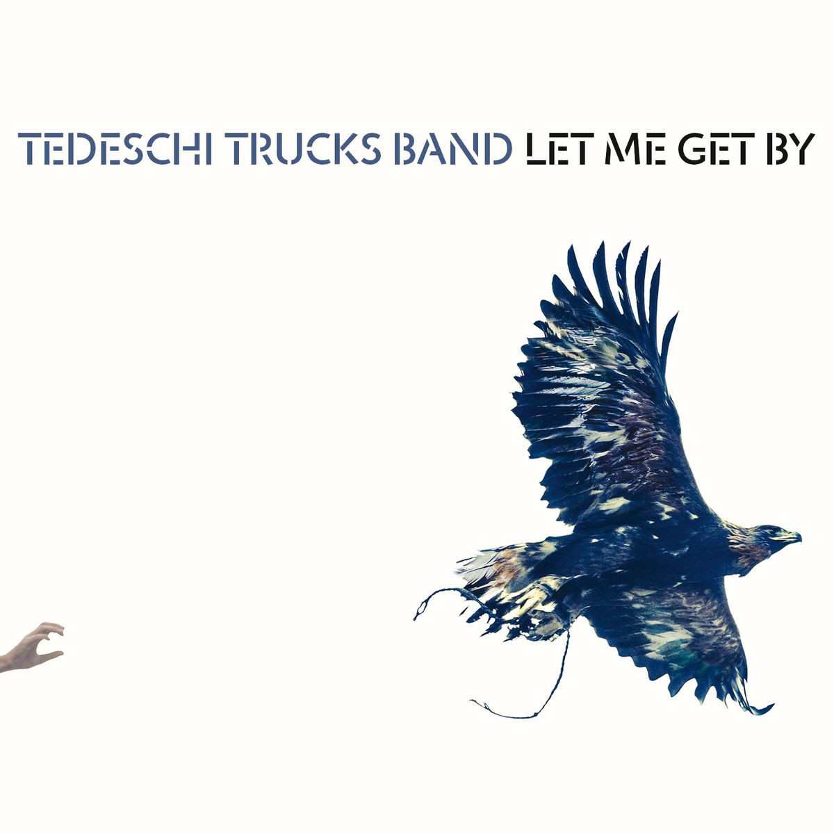 Tedeschi Trucks Band - Let Me Get By CD - 08880 7238797