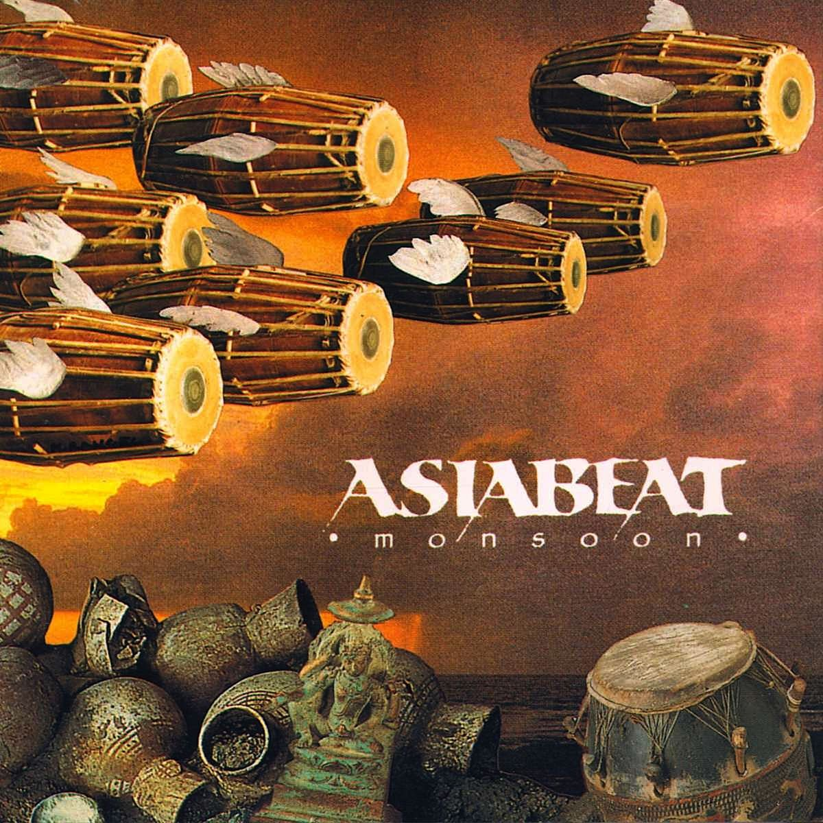 Asiabeat - Monsoon CD - MOU41772