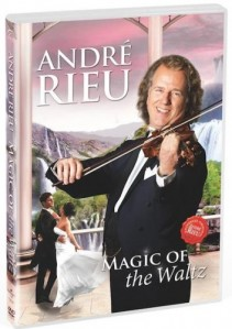 Andre Rieu - Magic Of The Waltz DVD - 06025 4784780