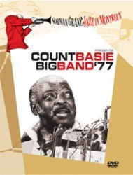 Count Basie Big Band - Norman Granz Presents... Jazz In Montreux 1977 DVD - EREDV382