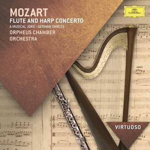 Orpheus Chamber Orchestra - Mozart: Flute & Harp Concerto; A Musical Joke; German Dances CD - 00289 4787899
