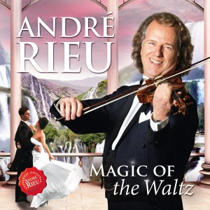 Andre Rieu & Johann Strauss Orchestra - Magic of the Waltz CD - 06025 4783783