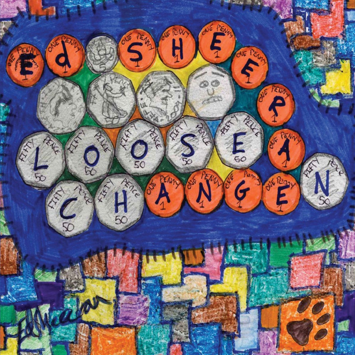 Ed Sheeran - Loose Change VINYL - 2564605245