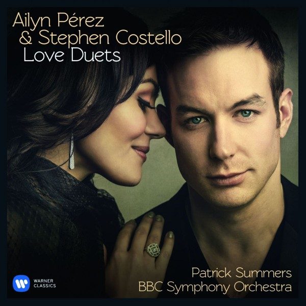 Ailyn Perez & Stephen Costello - Love Duets CD - 2564633485