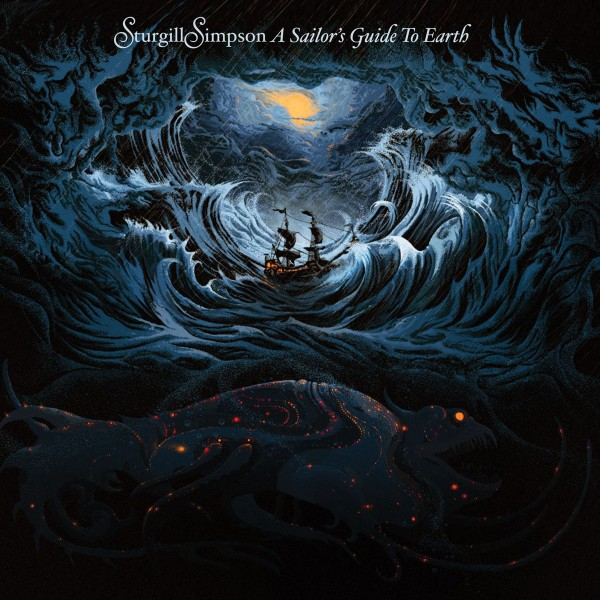 Sturgill Simpson - A Sailor's Guide to Earth VINYL+CD - 7567866829