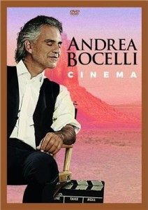 Andrea Bocelli - Cinema DVD - 00440 0762950
