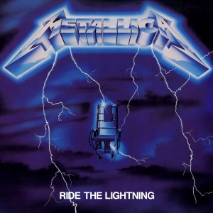 Metallica - Ride the Lightning (Remastered) VINYL - 06025 4788524