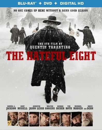 The Hateful Eight Blu-Ray - 10226309