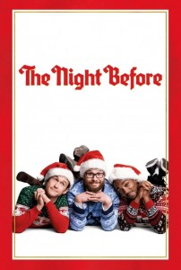 The Night Before DVD - 10226258